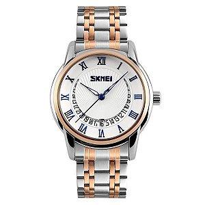 Relógio Masculino Skmei Analógico 9122 AZ