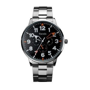 Relógio Masculino Tierxda Analógico 5272G Laranja