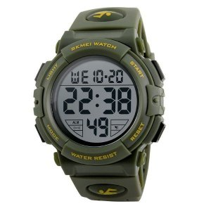 Relógio Masculino Skmei Digital 1258 Verde