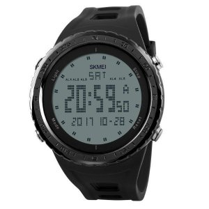 Relógio Masculino Skmei Digital 1246 Preto