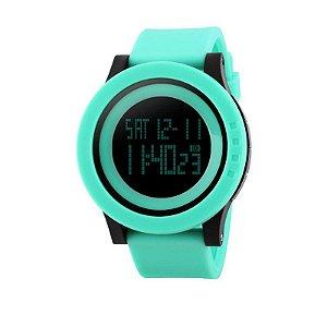 Relógio Feminino Skmei Digital 1193 Verde