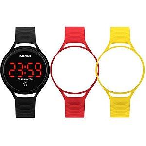 Relógio Unissex Skmei Digital 1230 PVA