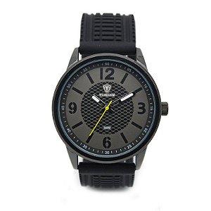 Relógio Masculino Tuguir Analógico 5053 Preto