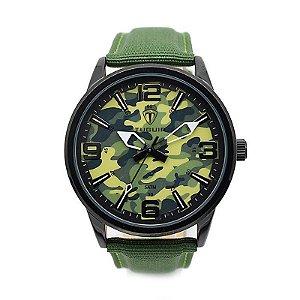 Relógio Masculino Tuguir Analógico 5055 Verde