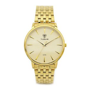 Relógio Feminino Tuguir Analógico 5041 Dourado