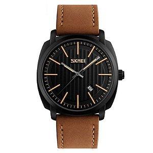 Relógio Masculino Skmei Analógico 9169 - Marrom