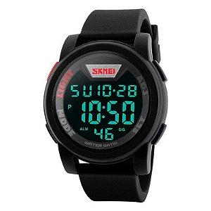 Relógio Masculino Skmei Digital 1218 - Preto