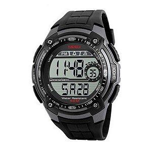 Relógio Masculino Skmei Digital 1203 - Preto e Cinza