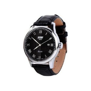 Relógio Masculino Skmei Analógico 9058 Preto