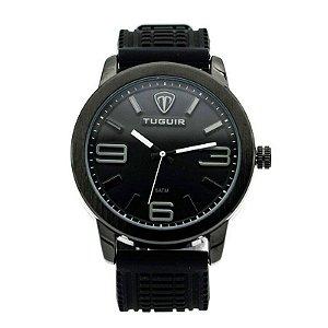 Relógio Masculino Tuguir Analógico 5320G Preto