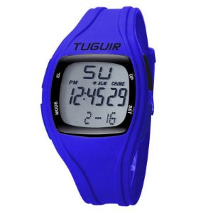 Relógio Unissex Tuguir Digital TG1602 Azul
