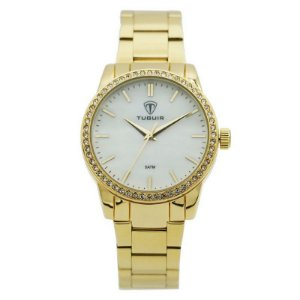 Relógio Feminino Tuguir Analógico 5346G Dourado