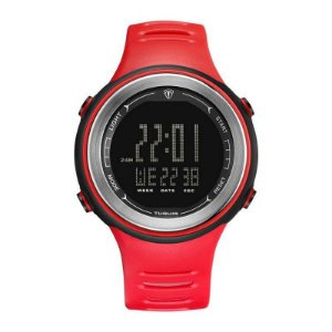 Relógio Unissex Tuguir Digital TG001 Vermelho