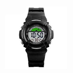 Relógio Infantil Skmei Digital 1272 Preto