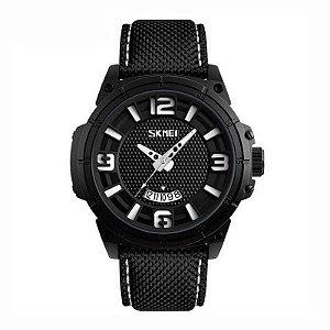 Relógio Masculino Skmei Analógico 9170 Preto