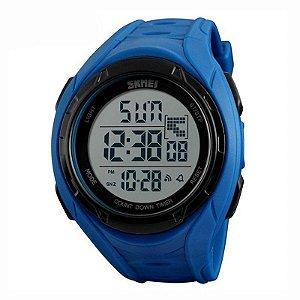 Relógio Masculino Skmei Digital 1313 Azul