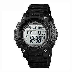 Relógio Masculino Skmei Digital 1372 Preto