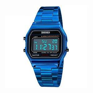 Relógio Unissex Skmei Digital 1123 Azul