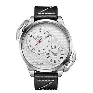Relógio Masculino Weide Analógico UV-1706 - Prata