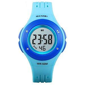 Relógio Infantil Unissex Skmei Digital 1455 - Azul