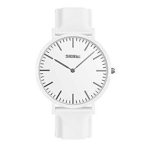Relógio Feminino Skmei Analógico 9179 - Branco