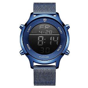 Relógio Unissex Tuguir Digital TG101 - Azul