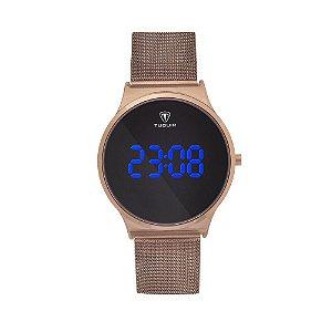 Relógio Feminino Tuguir Digital TG107 - Café