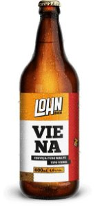 Cerveja Viena 600ml