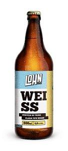 Cerveja de Trigo Tipo Weiss 600ml