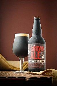 Cerveja Double Brown Ale Café - Mestre cervejeiro