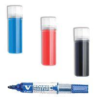 Tinta marcador quadro branco Refil 5,5ml - Wbs-Vbm - Pilot