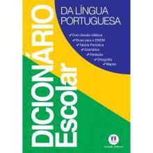 Dicionário Português Escolar Completo - Ciranda