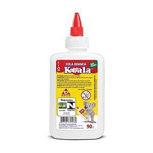 Cola branca escolar Koala 90g - Delta