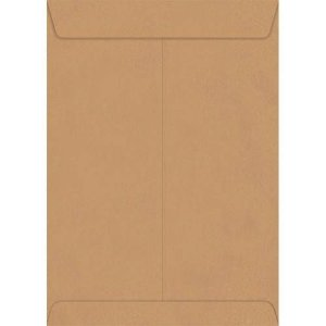 Envelope saco (natural) 240x340 80grs. 34 - Foroni