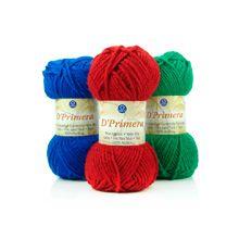 Fio para tricô D´Primera ( Lã ) 40g - Cisne