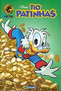 Gibi infantil Disney - Tio Patinhas - Culturama - (Temas variados)