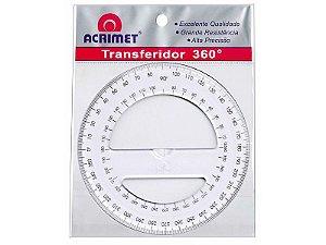 Transferidor Poliestireno 360 Graus - Acrimet