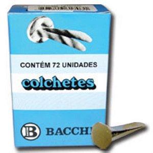 Colchetes Latonados N.07 (bailarina) - Bacchi
