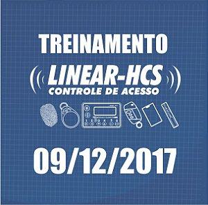 09/12/2017 - Treinamento Técnico Linear-HCS Presencial