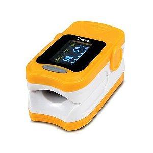 Medidor de Oxigênio no Sangue - SpO2 e Medidor de Freqüência Cardíaca - OXÍMETRO DIGITAL