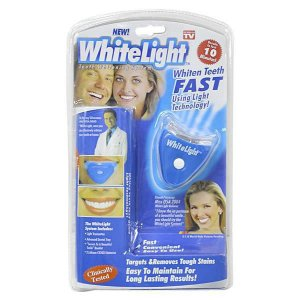 Clareador Dental WhiteLight (Tooth Whitening System)