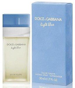Perfume Dolce & Gabbana Light Blue EDT F 50ML