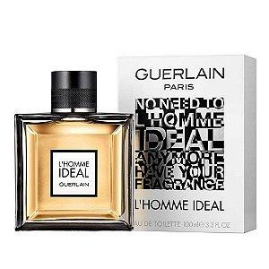 Perfume Guerlain L'Homme Ideal Masculino  EDP 100ML