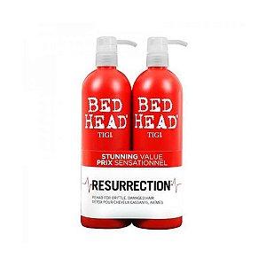 Bed Head Shampoo e Condicionador Resurrection Shampoo & Conditioner Pack 750ML
