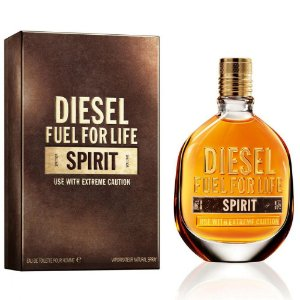Perfume Diesel Fuel For Life Spirit Masculino 75 m