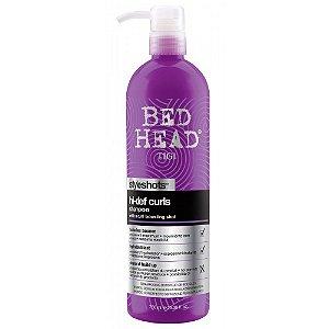 Bed Head Shampoo Hi-Def Curls Styleshots 750 ml