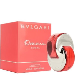 Perfume Bvlgari Omnia Coral  EDT F 65 ml