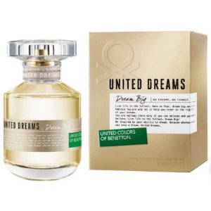 Perfume United Dreams Dream Big 80ML EDP