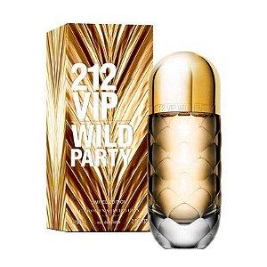 Perfume Carolina Herrera 212 Vip Wild Party Feminino EDT 80ml