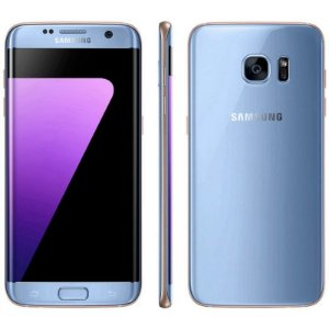 "Smartphone Samsung Galaxy S7 Edge 32GB LTE 1 Sim Tela 5.5"" QHD Câm.12MP+5MP- Azul"